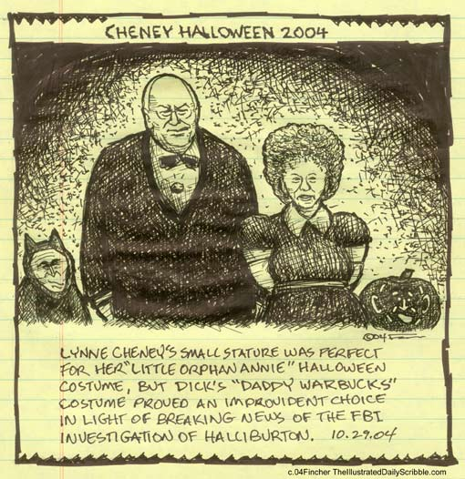 A Closer Look at Cheney and Halliburton - The New